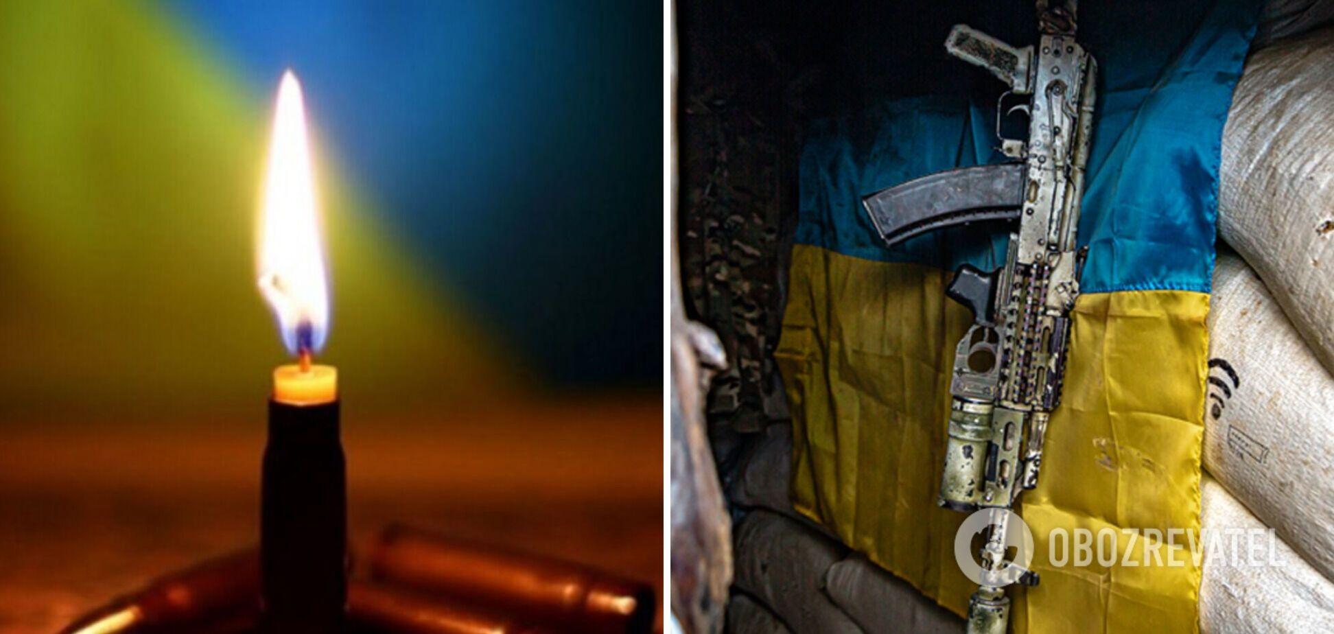 В зоне ООС умер 51-летний военнослужащий из Львовщины. Фото