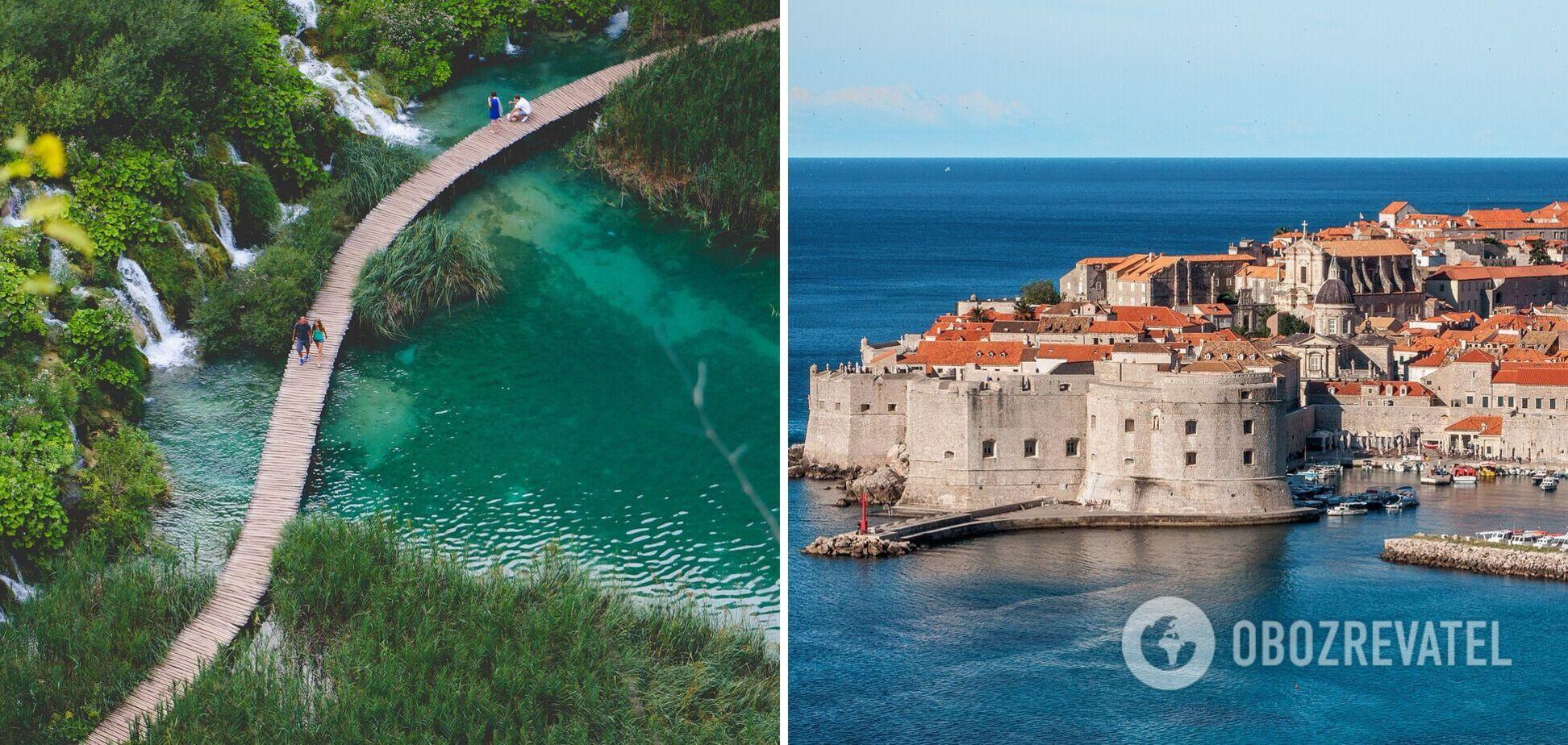 Турист порівняв відпочинок в Хорватії і Чорногорії