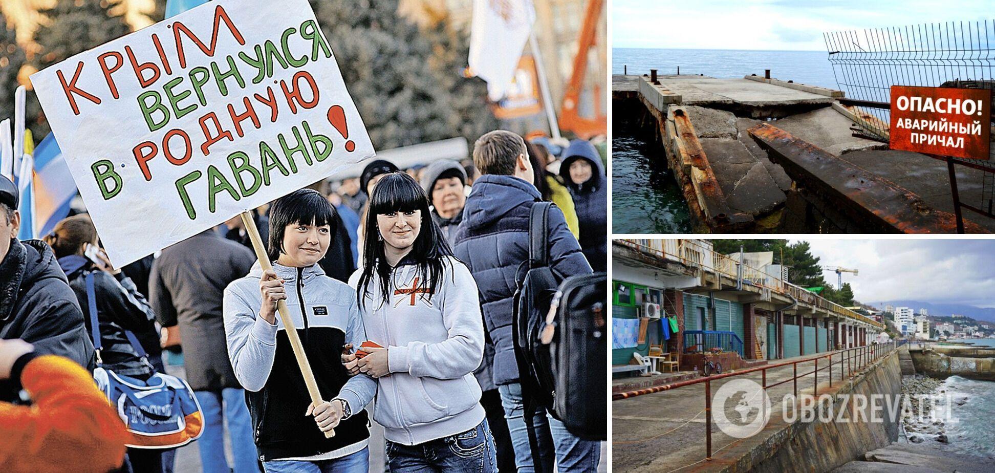 Новини Кримнашу. 'Крим – не Росія, повернення Україні – питання часу'