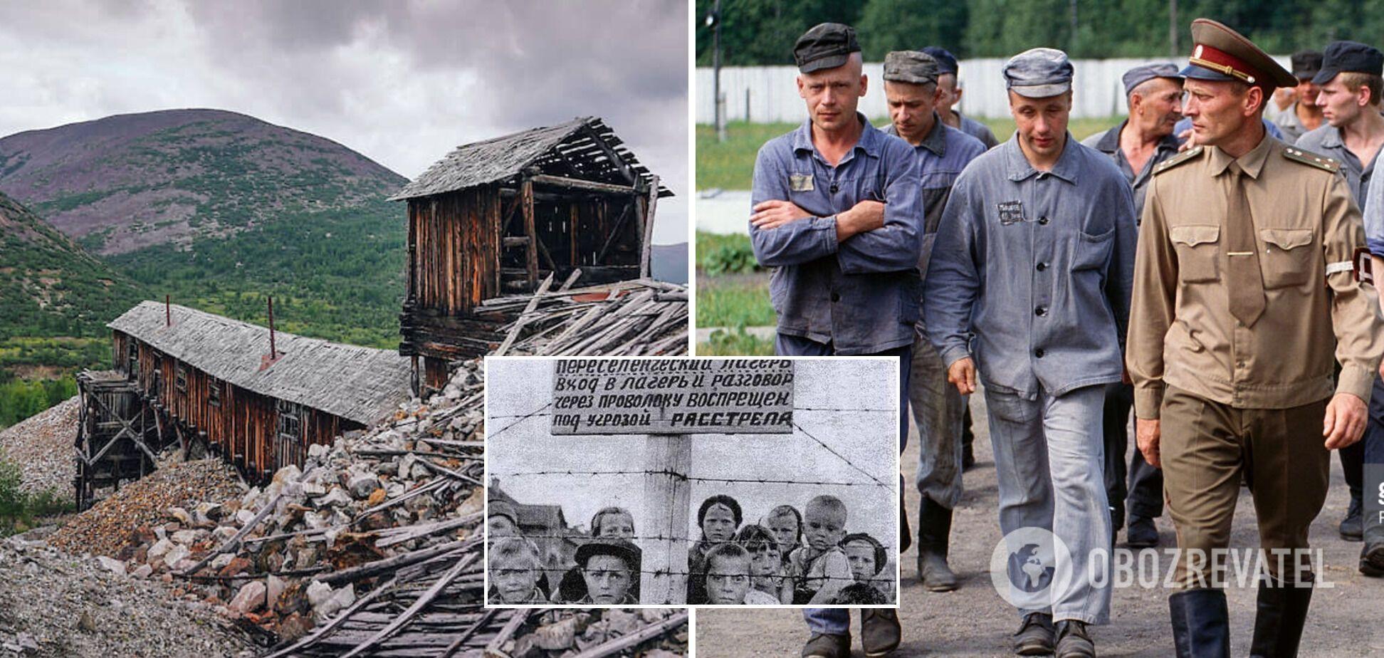 Как жили последние обитатели ГУЛАГа: будни 'политзэков' на уникальных фото