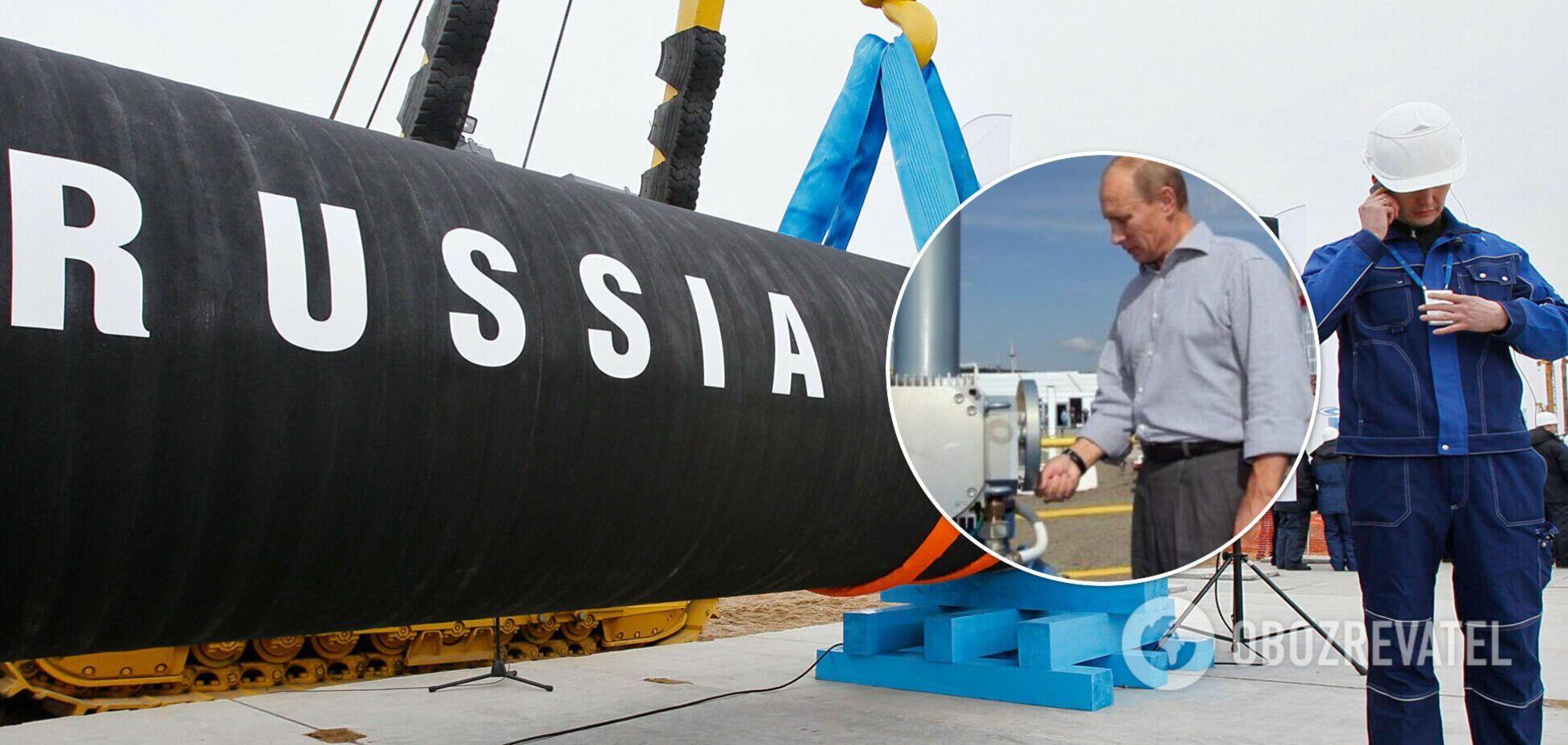 'Северный поток-2' на финальном этапе: РФ заявила, что попытки сорвать проект 'обречены на провал'