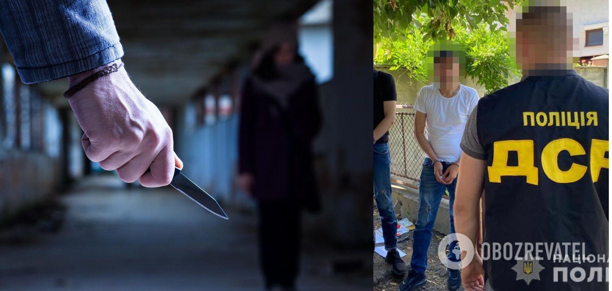На Закарпатті затримали банду серійних грабіжників, які орудували в різних регіонах. Фото
