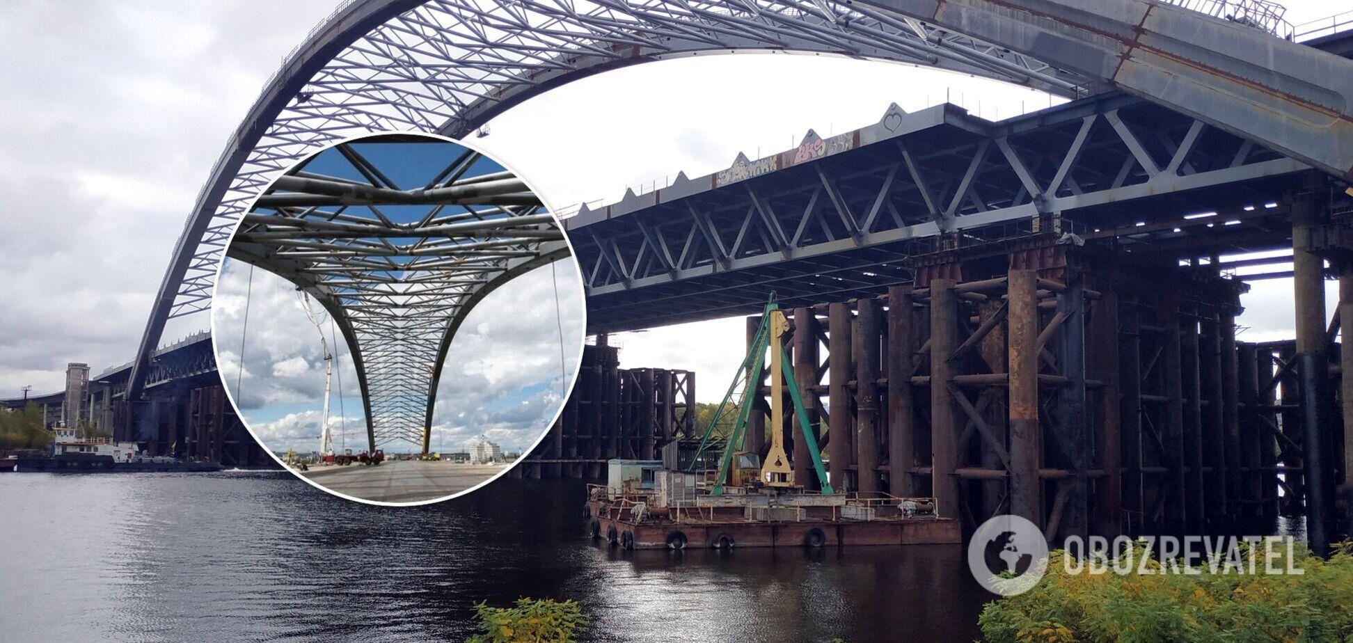 В 2021 году на возведение моста выделили практически 1,8 млрд грн