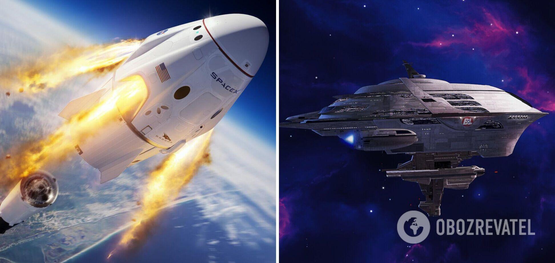 'Путешественник' из 2714 года предупредил о посадке космического корабля на Землю и начале войны. Видео