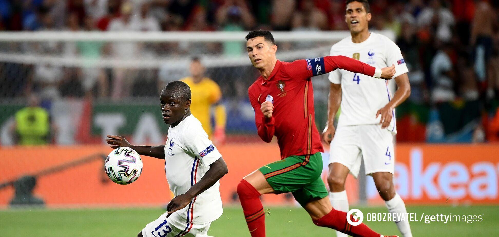 Рекорды и битва против колы: чем запомнился Роналду на Евро-2020