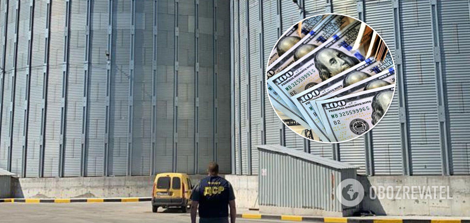 Сума завданих збитків ДПЗКУ складає $57 млн