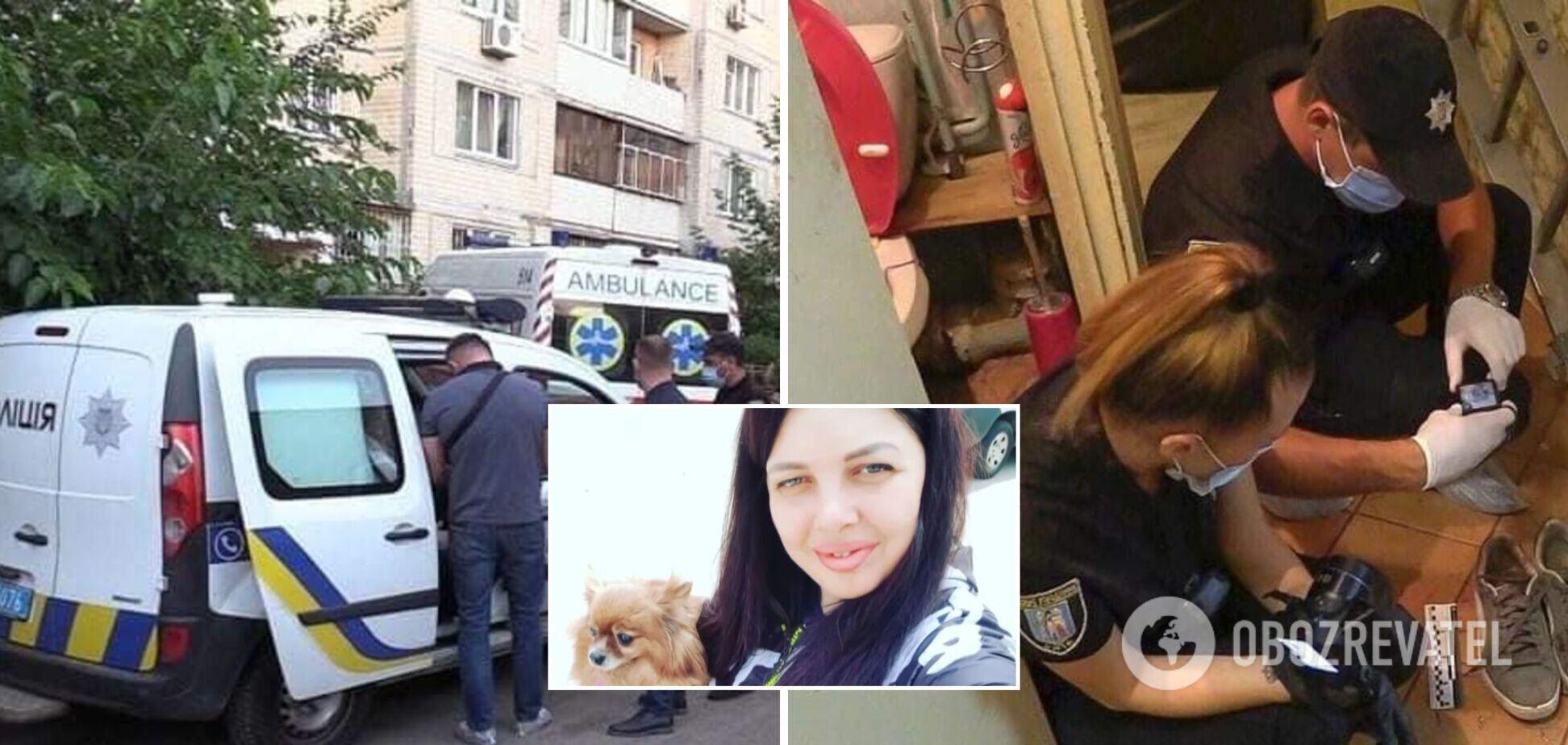 Руки были изрезаны ножом: участницу шоу 'Панянка-Селянка' в Киеве убил муж. Эксклюзивные подробности