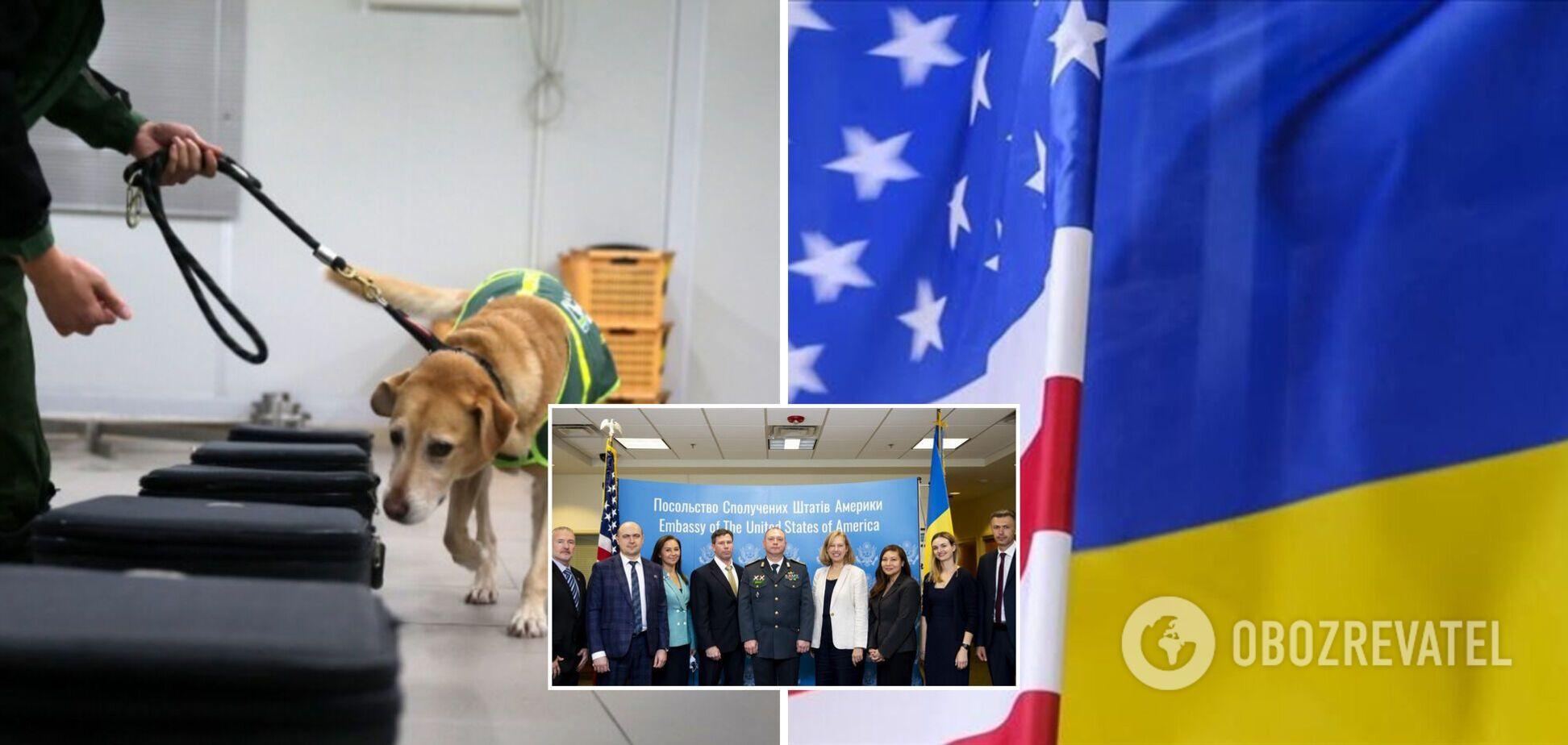 Украина и США совместно будут противодействовать обороту наркотиков, подписан меморандум. Фото