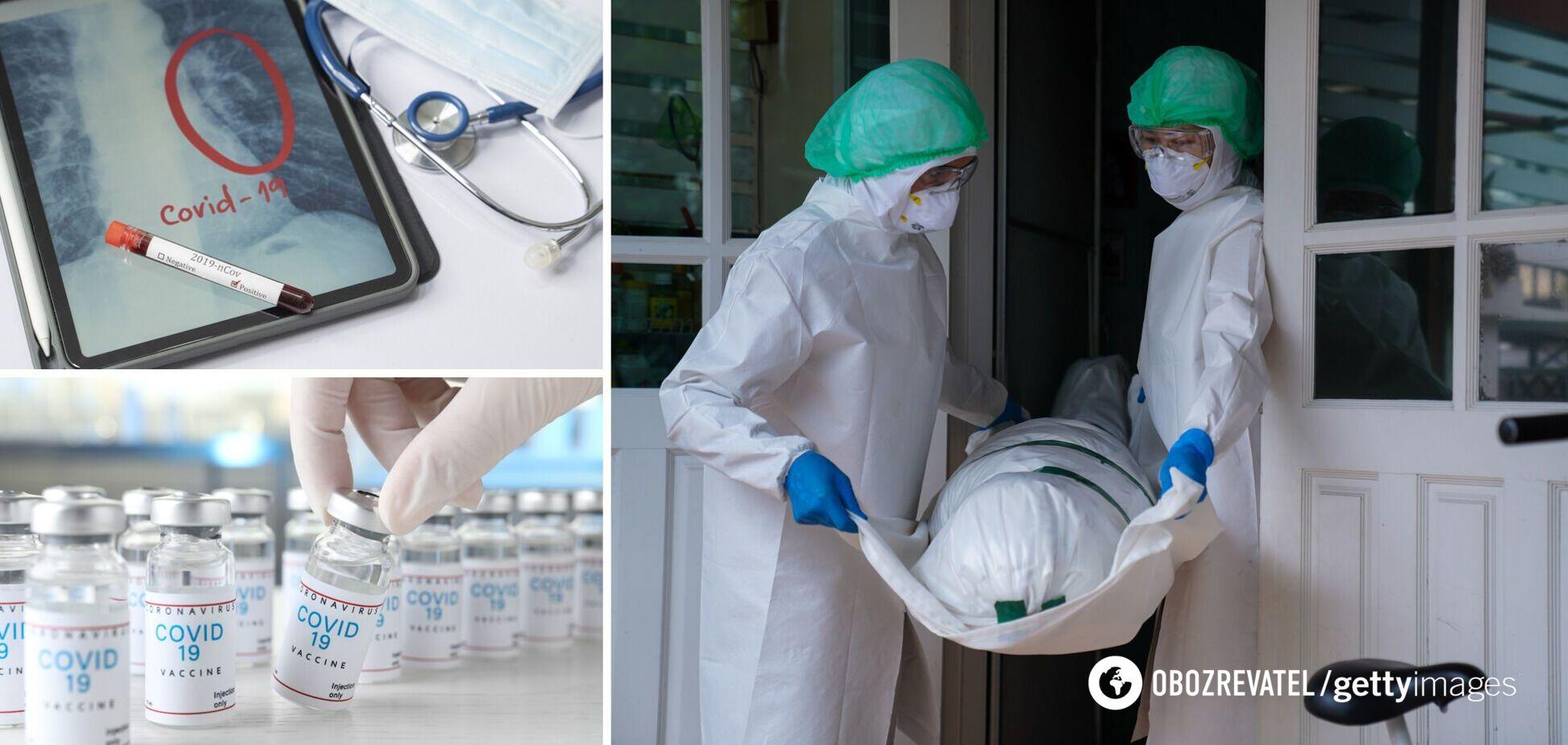 Смерть киевлянки от COVID-19: специалист опроверг связь с прививкой. Эксклюзив