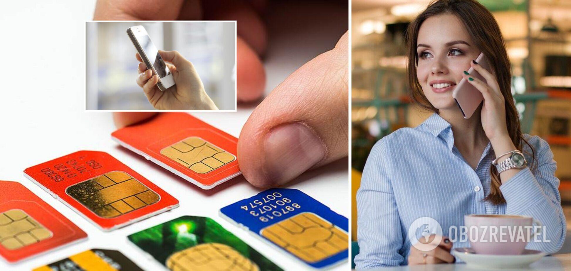 В Україні стане менше смартфонів, а номер мобільного видаватимуть за договором: нардеп розповів деталі