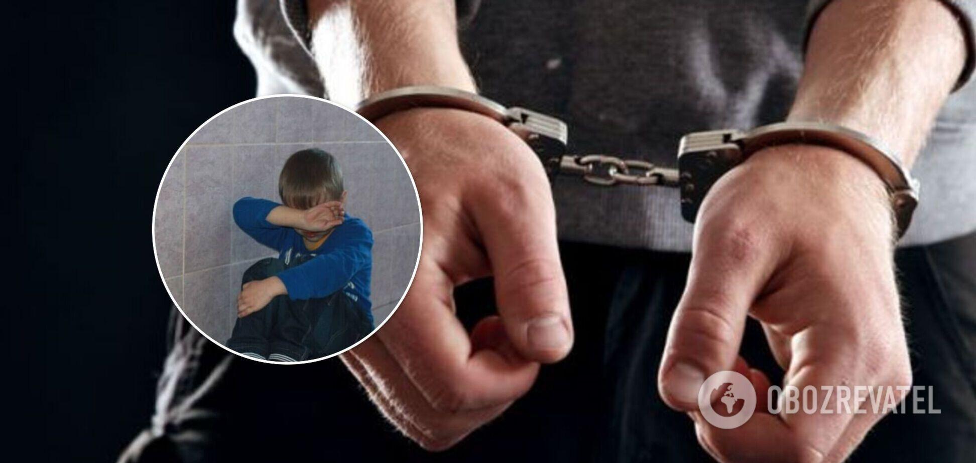 Суд відправив за ґрати на 10 років чоловіка, який зґвалтував малолітнього хлопчика
