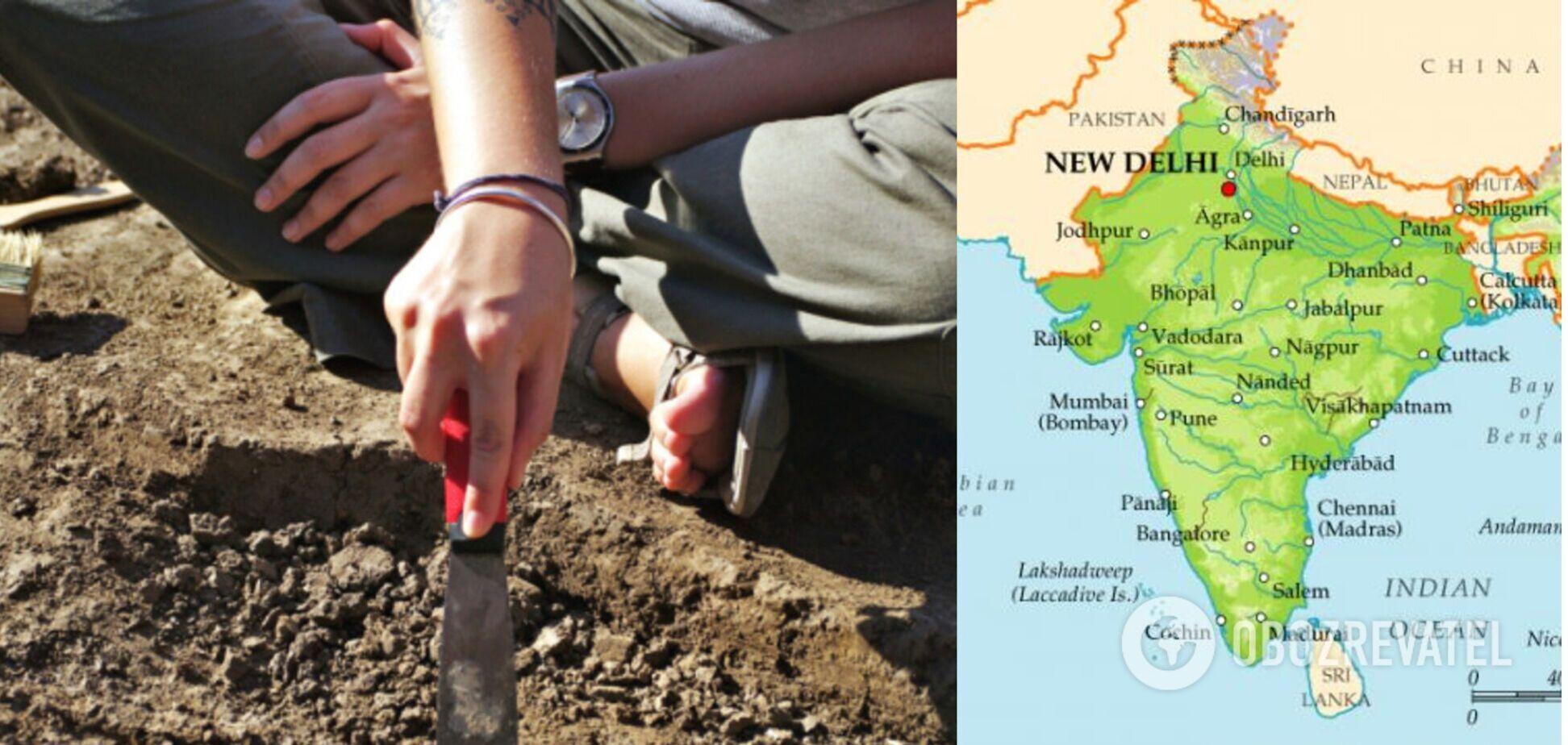 Археологи обнаружили древний кинжал, связанный с загадочной цивилизацией. Фото