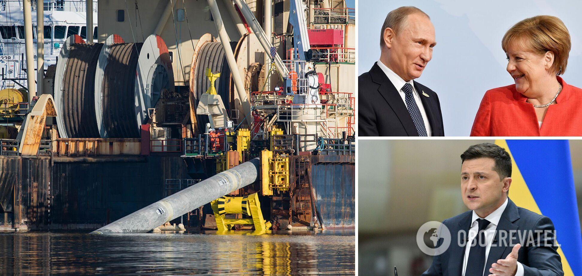 'Північний потік-2' і формула Штайнмайєра: Україна втрачає позиції