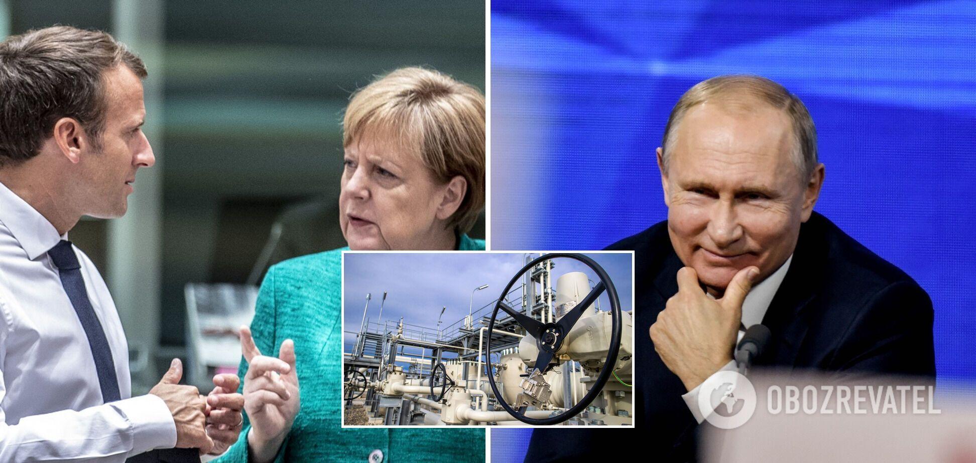 Росія розпочала газовий пресинг Європи. Попереду – важка зима