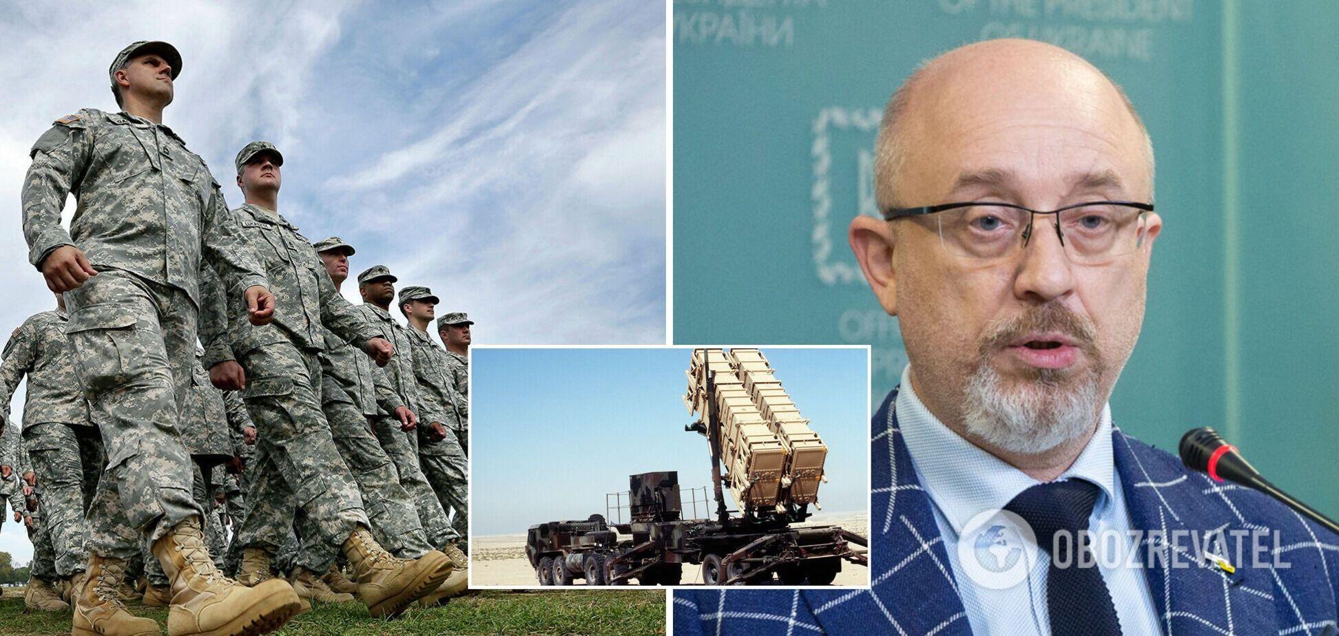 Резников предложил разместить в Украине американские системы ПВО: зачем это нужно и насколько возможно