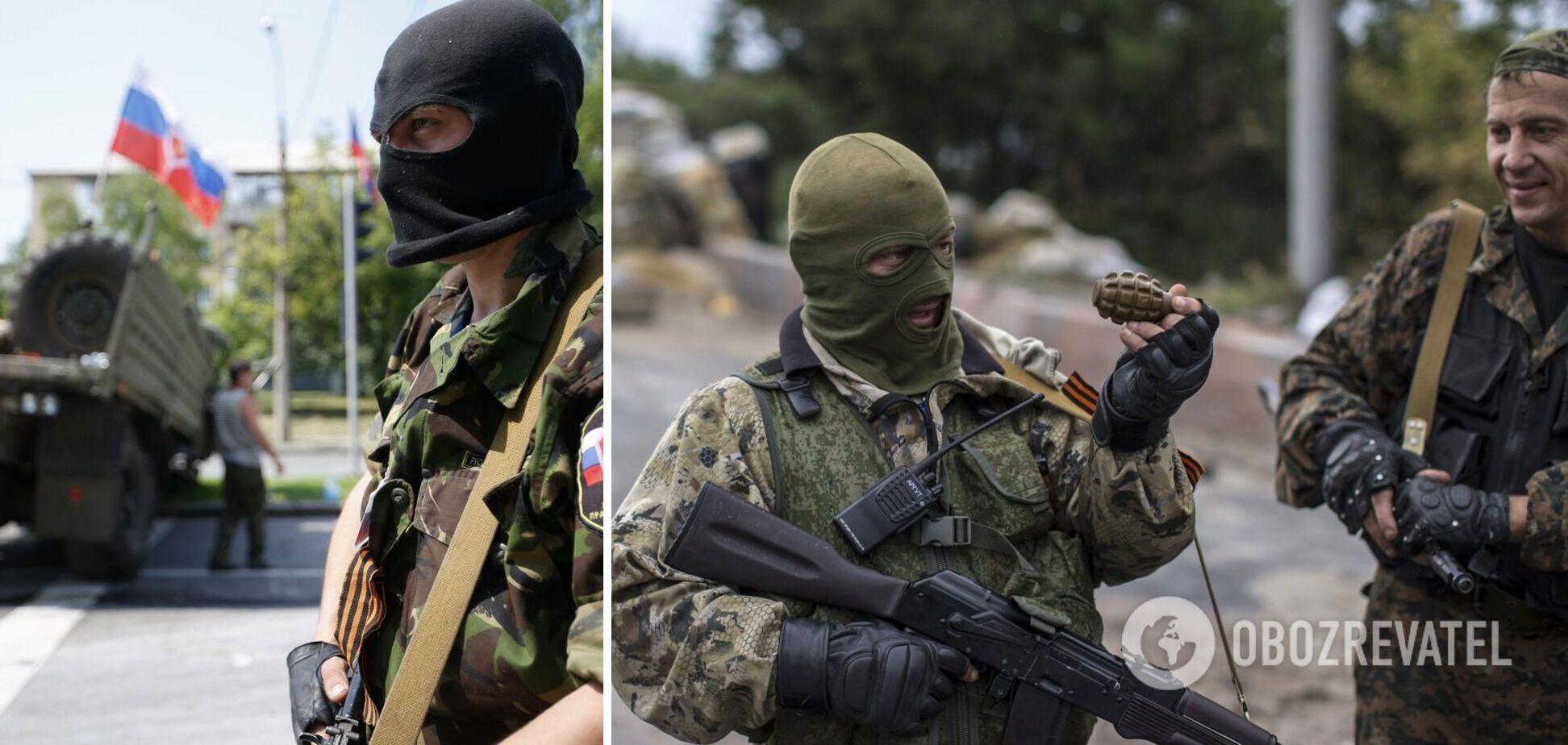 Зверства на позициях боевиков: 'В мире животных' отдыхает!