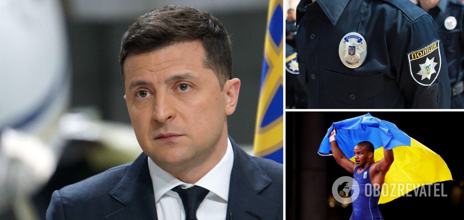 Зеленський – про напад на Беленюка: поліція має жорстко реагувати