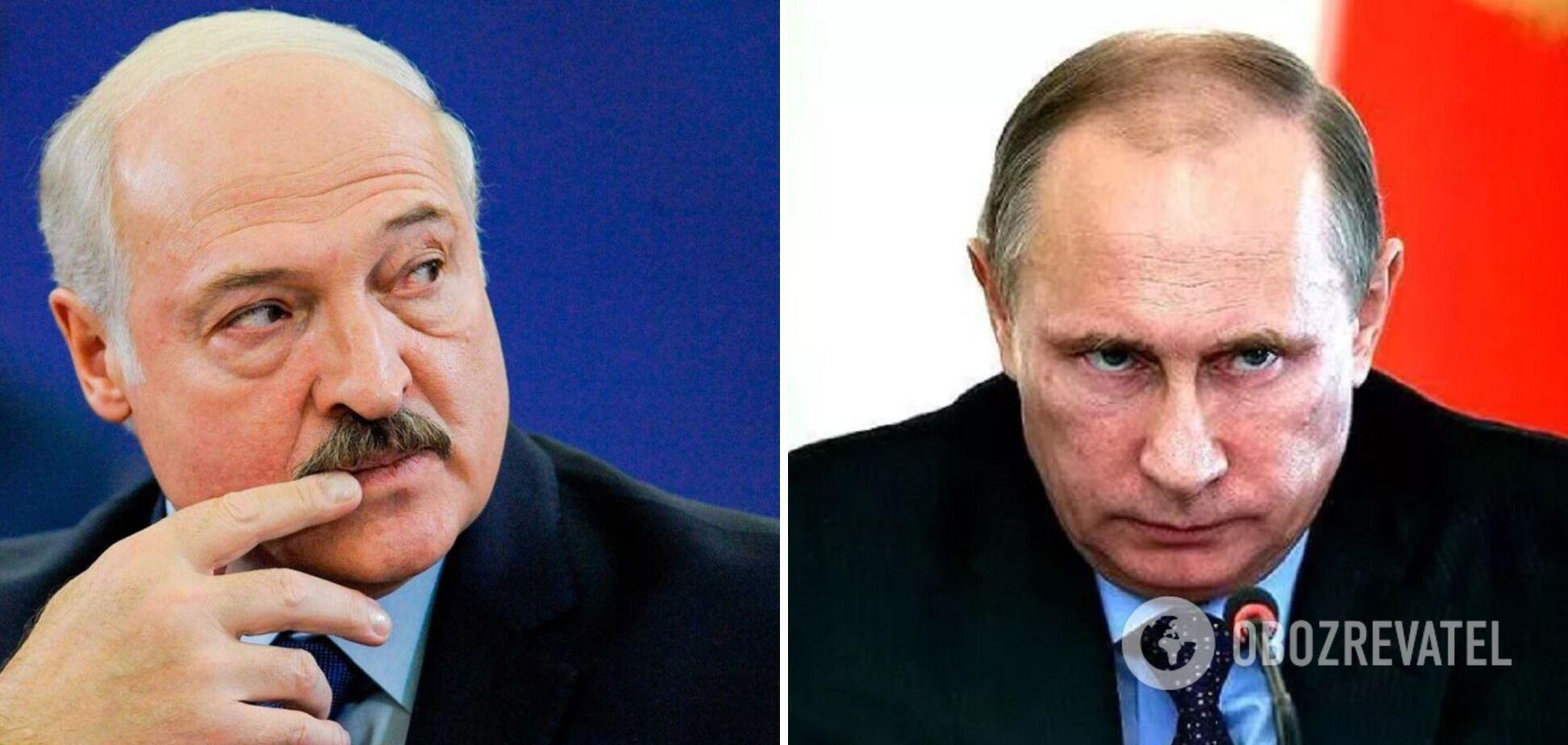 Человек, сидящий на штыках. Почему заявления Лукашенко взбесили Кремль