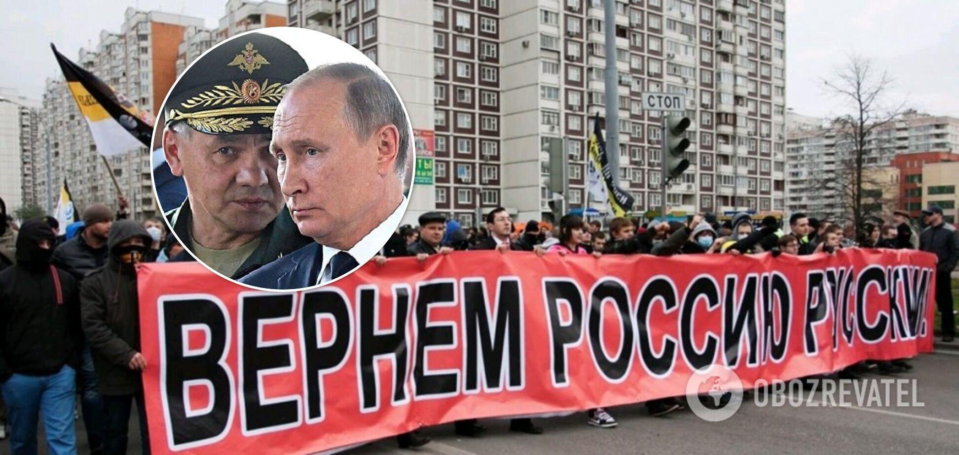 'Кругом враги'. Кто и зачем объявил в России крестовый поход против 'не русских'