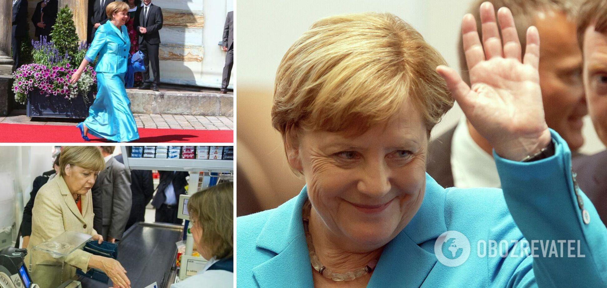 В Германии назвали размер пенсии Меркель после ухода с поста канцлера