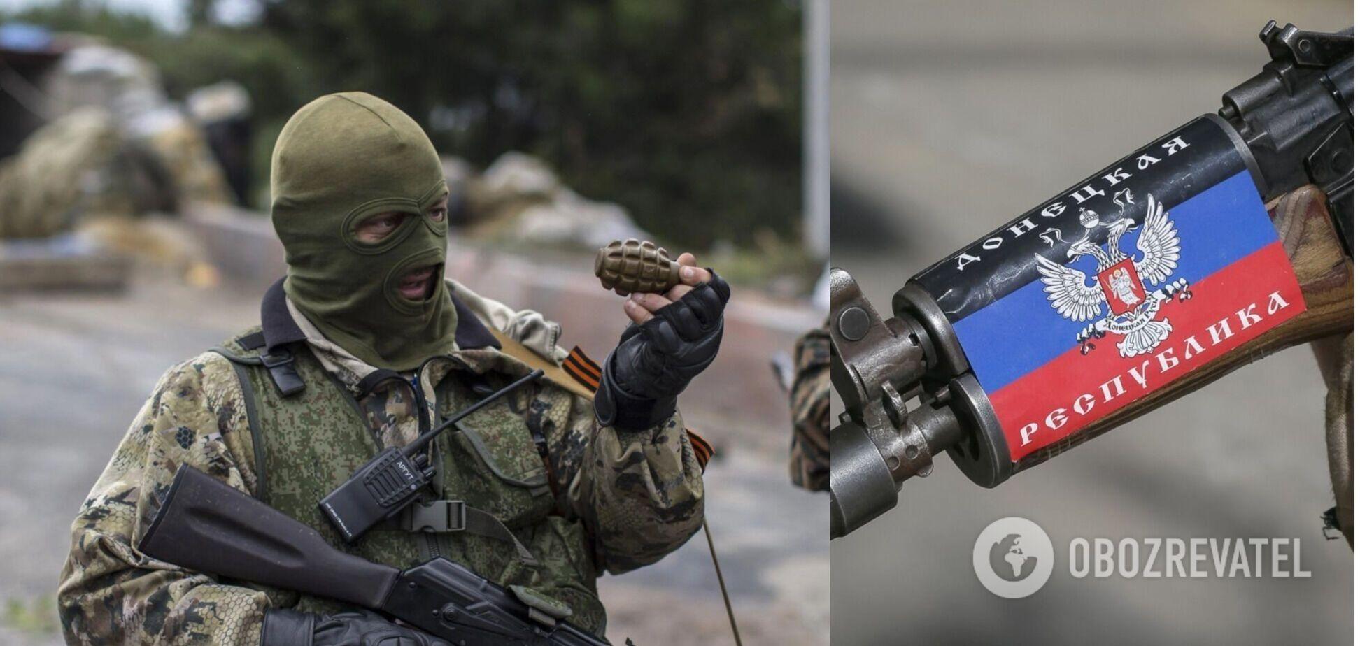 В 'ДНР' пьяный наемник расстрелял семерых людей – разведка