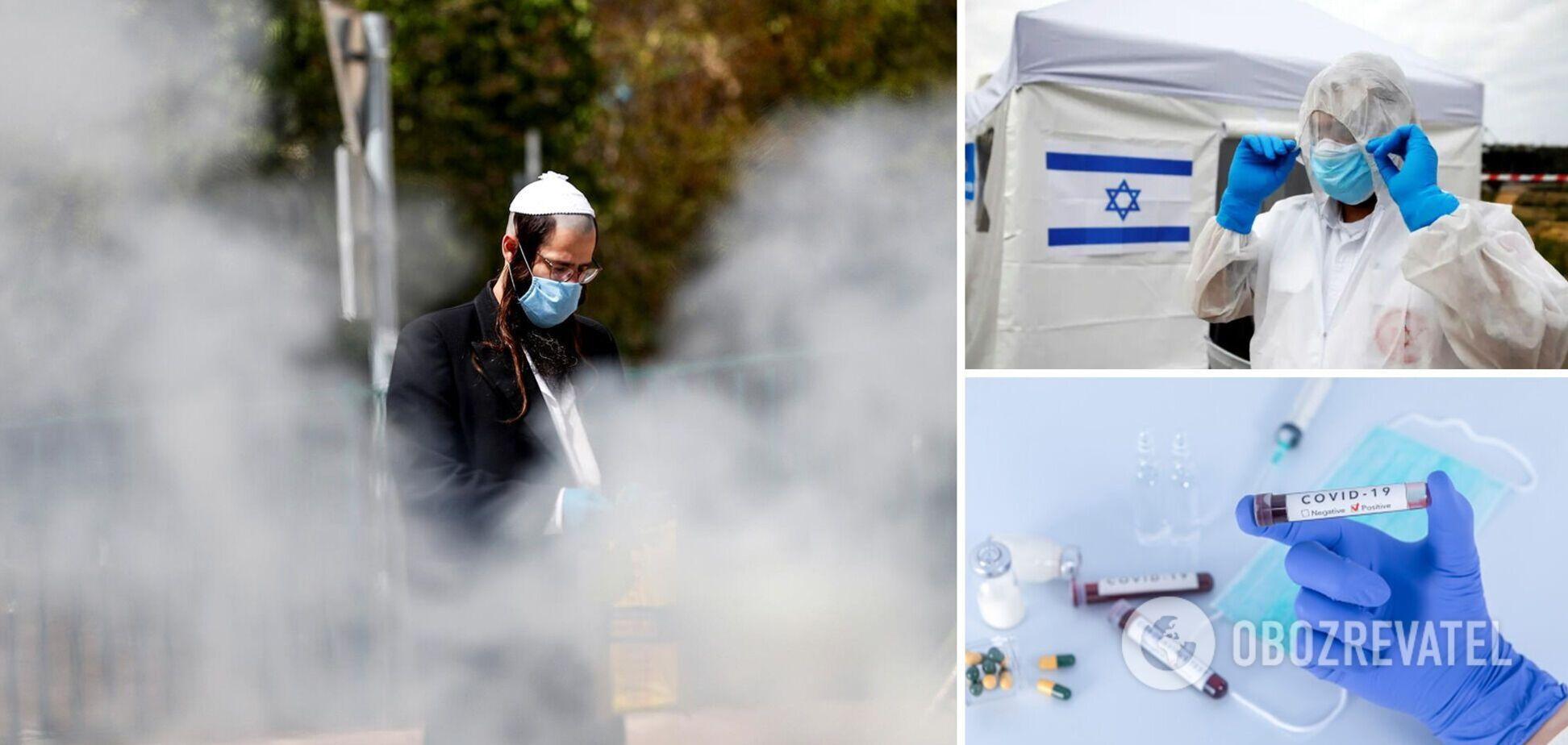 В Израиле возросла заболеваемость COVID-19