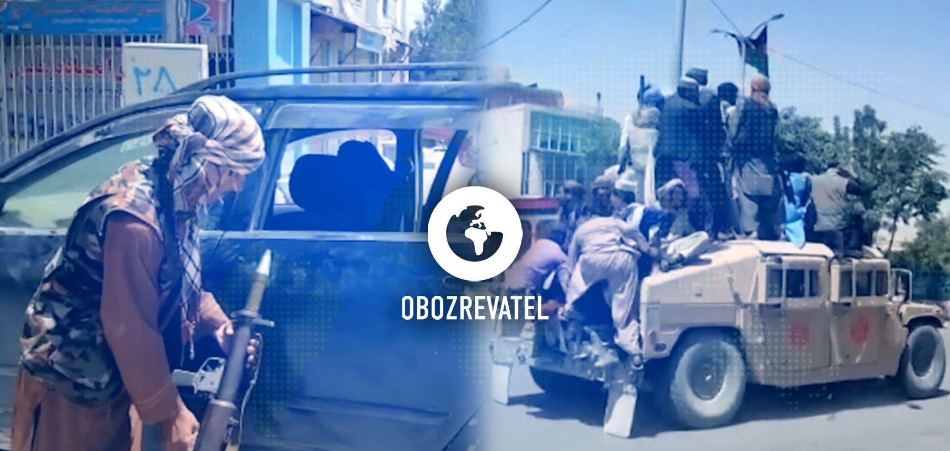 Наступ талібів в Афганістані та смертельні повені у Китаї і Туреччині – дайджест міжнародних подій