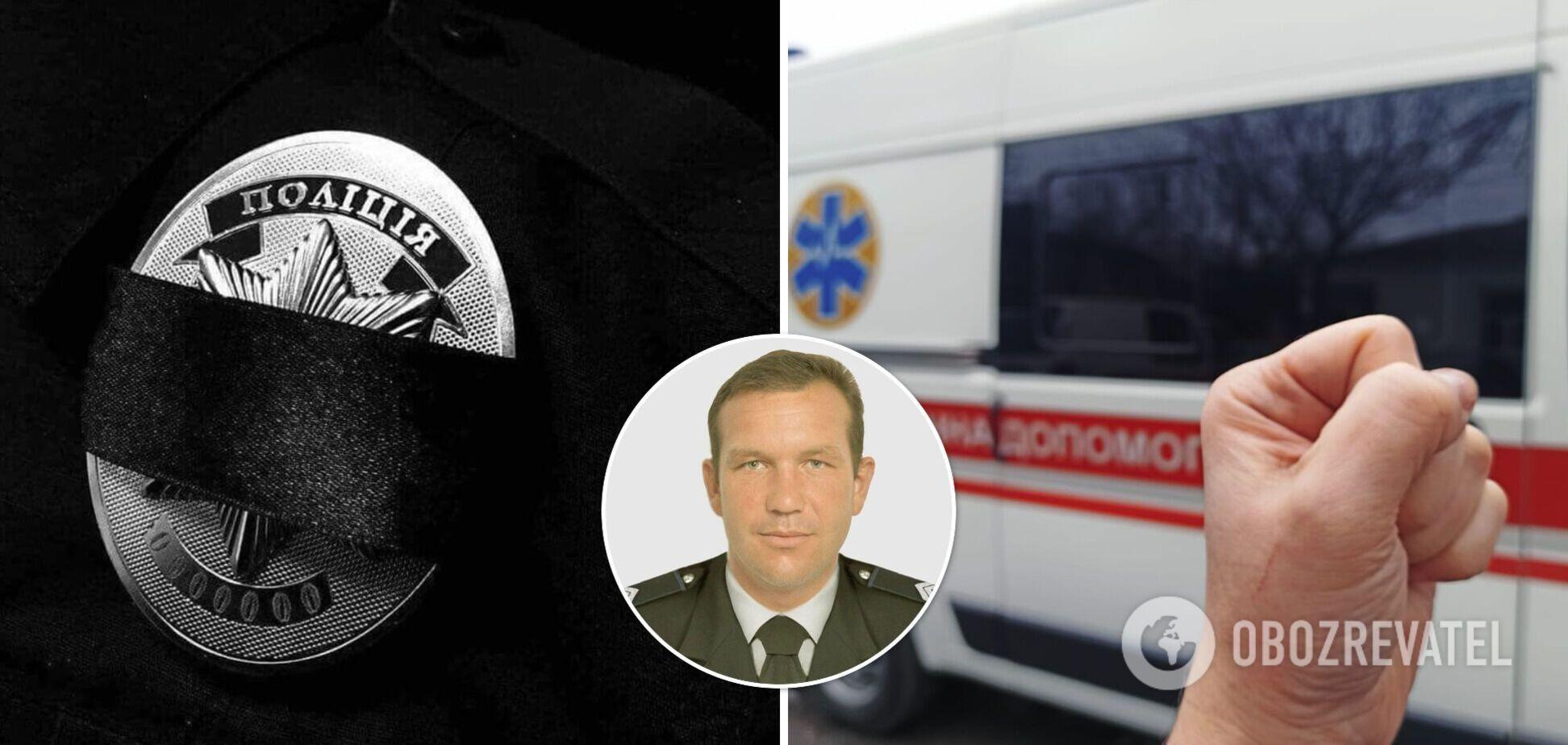 На Херсонщине психически больной мужчина напал на медиков и копов: погиб полицейский. Фото