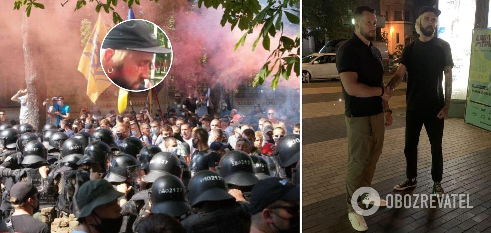 Нападавшие извинились за избиение корреспондента