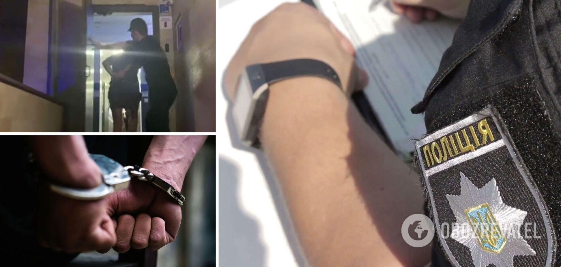 В Одесі хлопець вдарив кулаком в обличчя бійця Нацгвардії: подробиці та відео