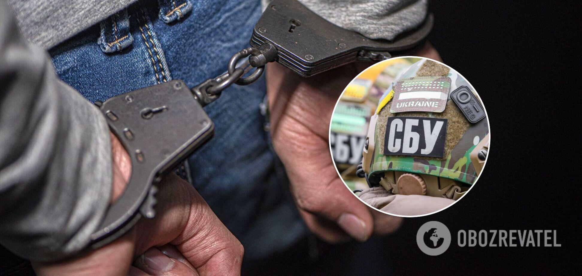 В Черкассах мужчина ворвался в управление СБУ и угрожал взорвать здание: подробности ЧП