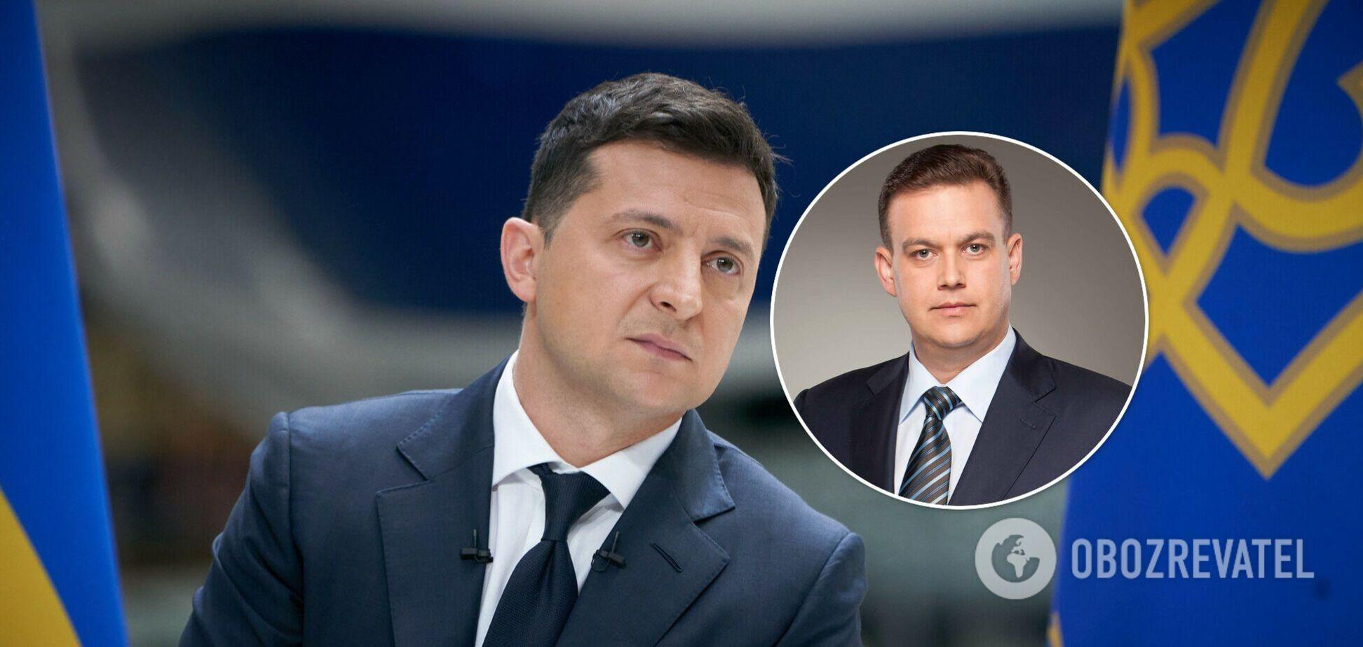 Зеленський відреагував на вбивство мера Кривого Рогу