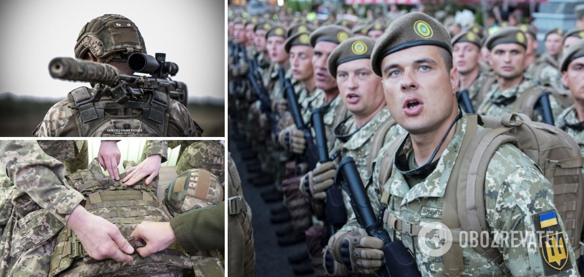 Армия, брат – она успокаивает