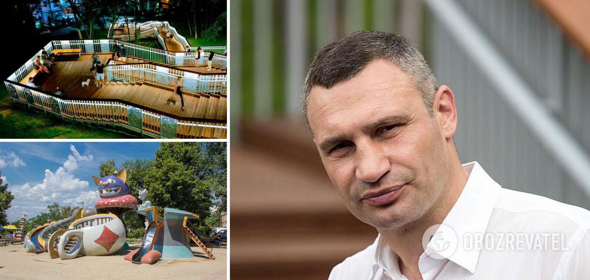 Кличко анонсировал открытие новой интересной локации в Киеве. Видео