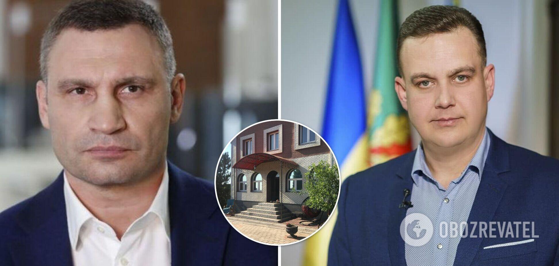 Кличко выразил соболезнования семье погибшего мэра Кривого Рога
