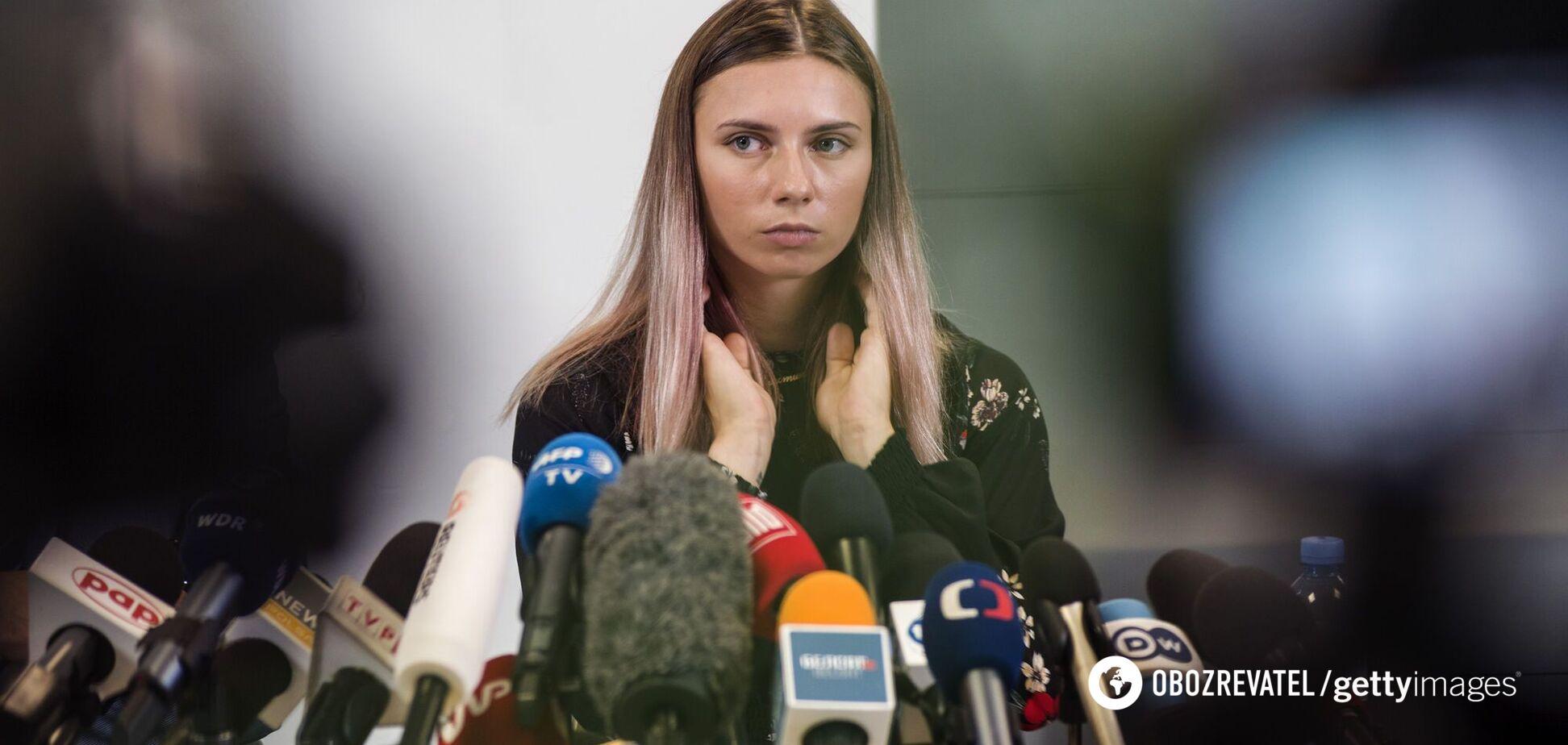 Христина Тимановська
