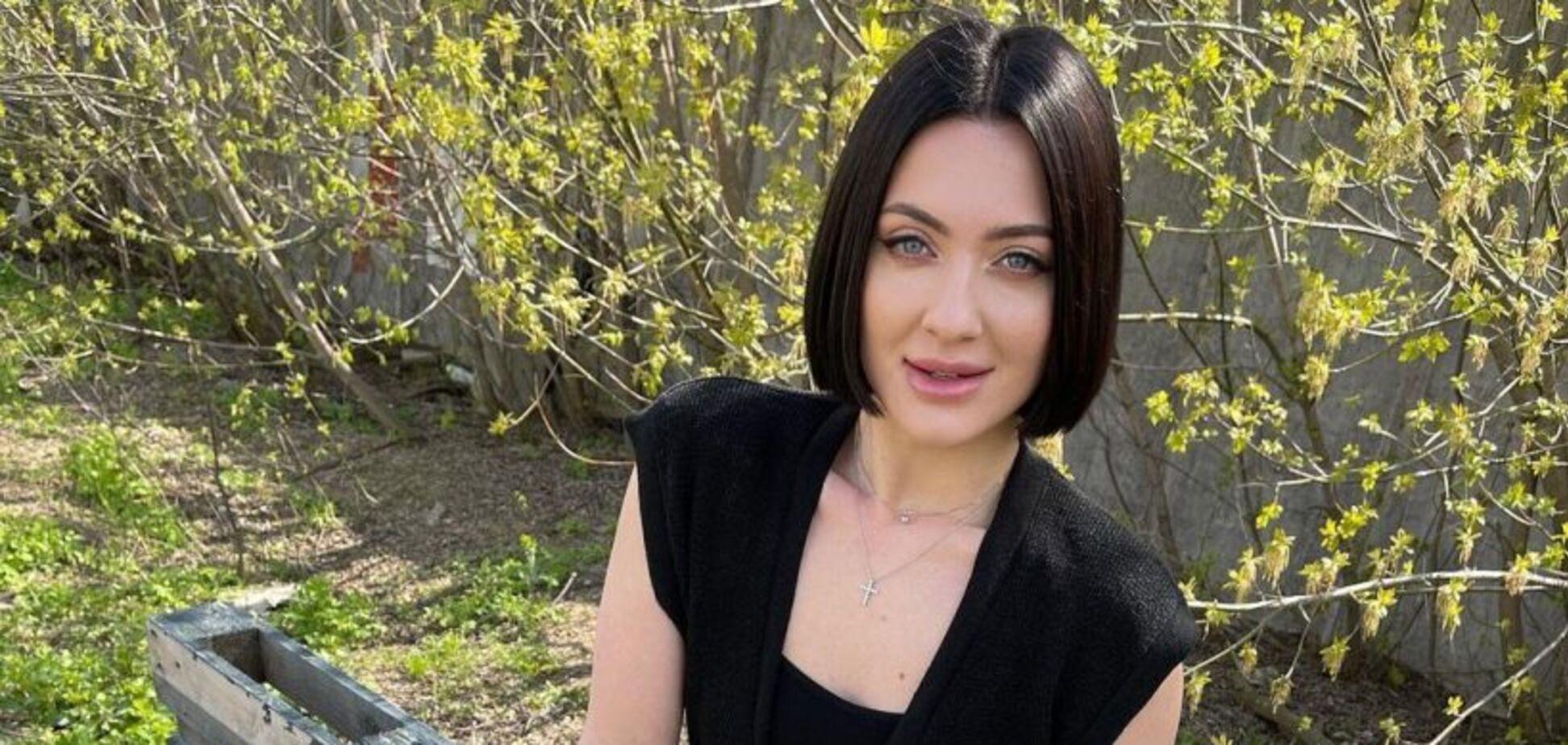 Жена Бабкина снялась обнаженной в постели. Фото