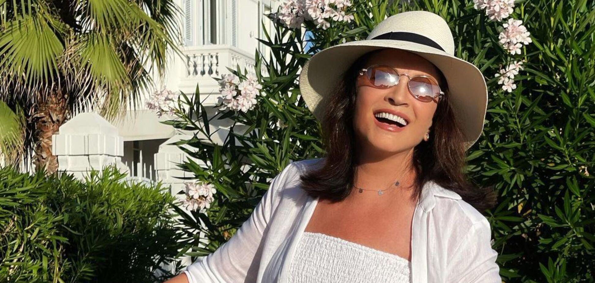 Софія Ротару насолоджується відпочинком у Флоренції