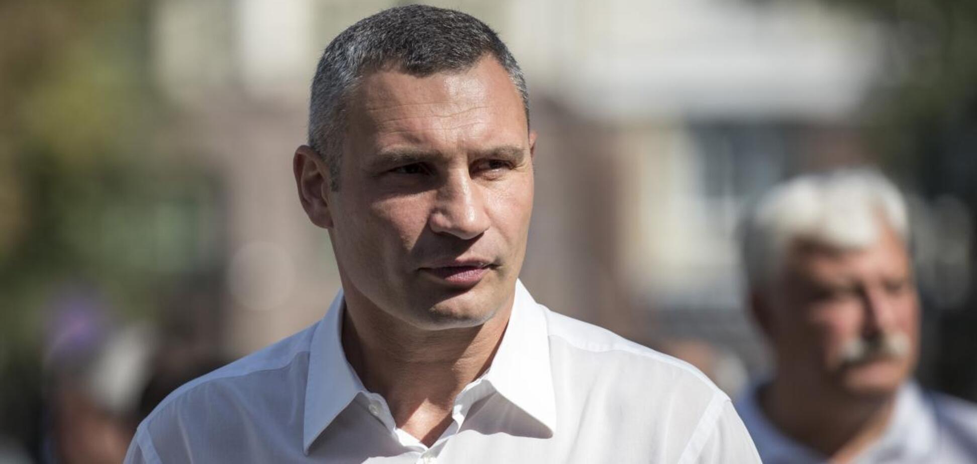 Кличко хотят отстранить от должности мэра Киева, ему готовят подозрение – источники со 'Слуги народа'
