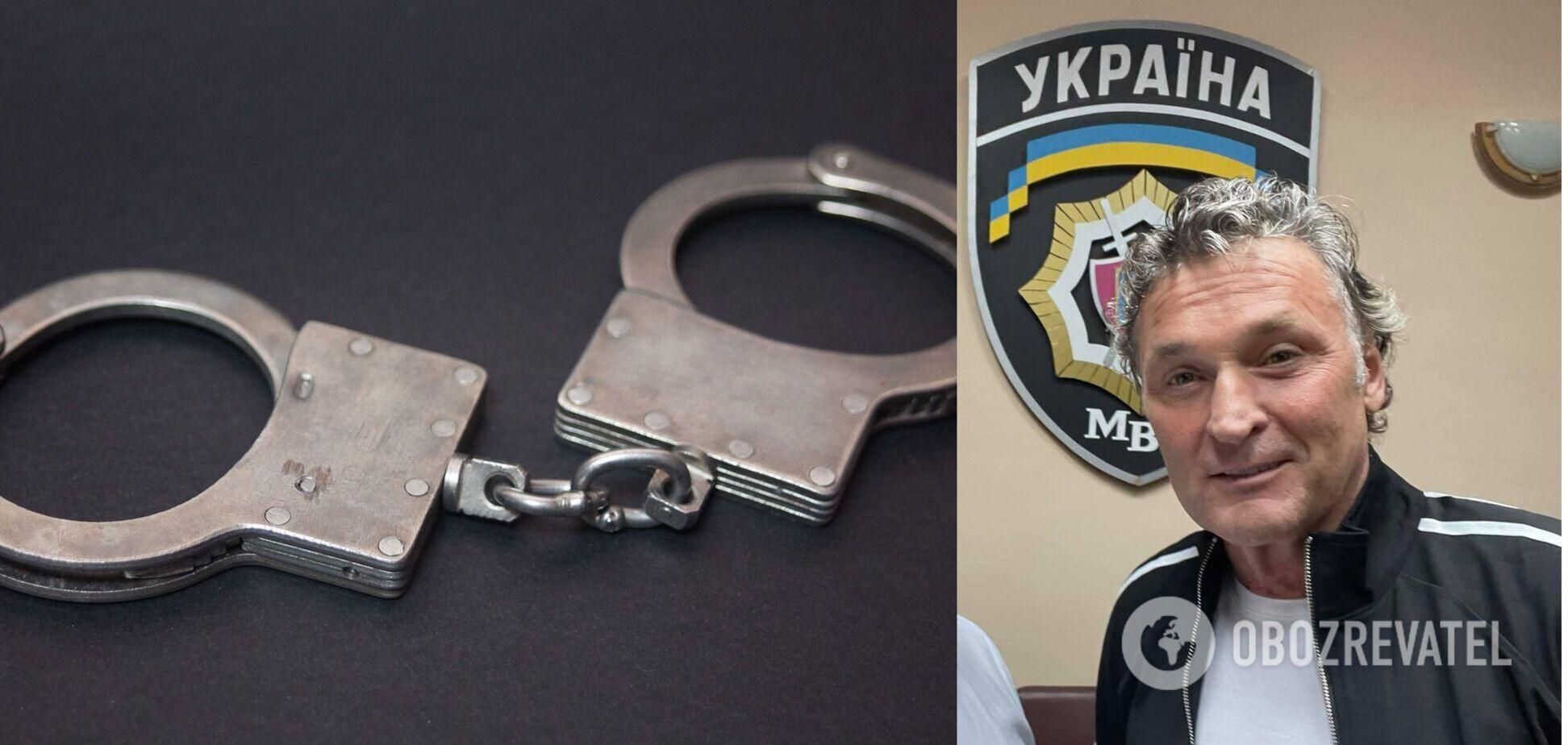 Геннадия Балашова арестовали
