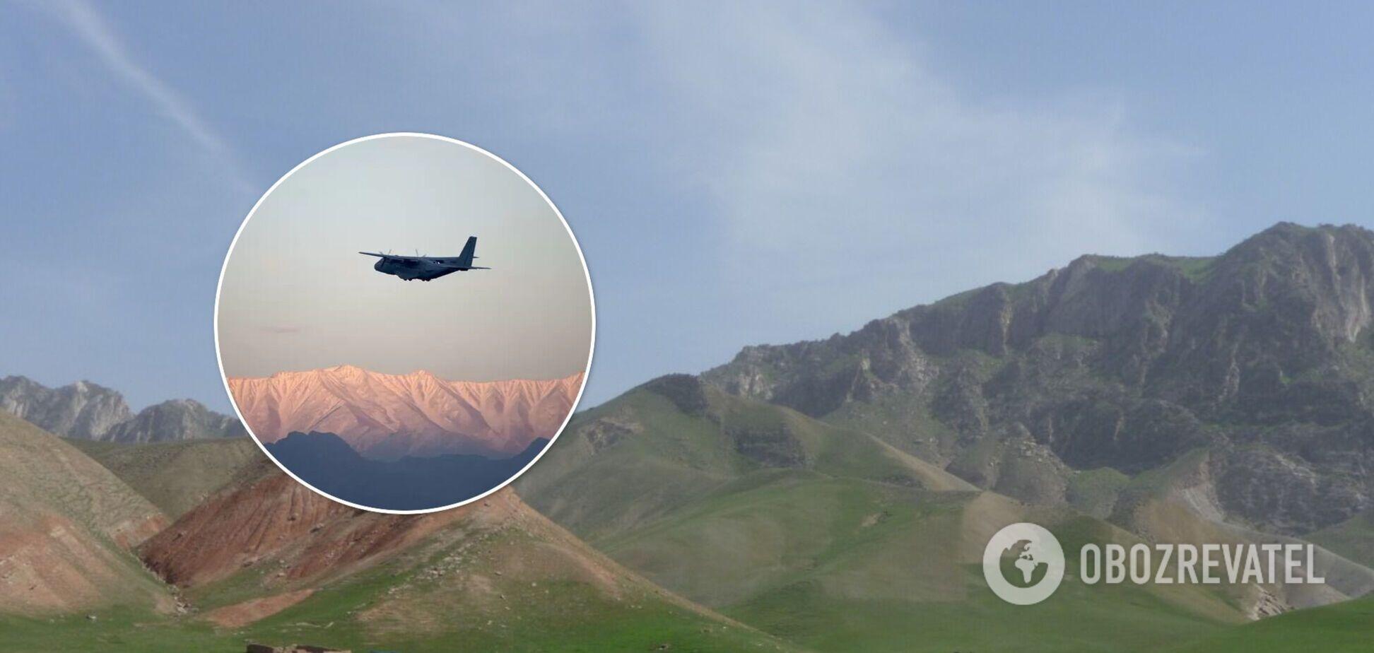Афганський літак, що розбився в Узбекистані, був збитий системою ППО: подробиці. Фото і відео