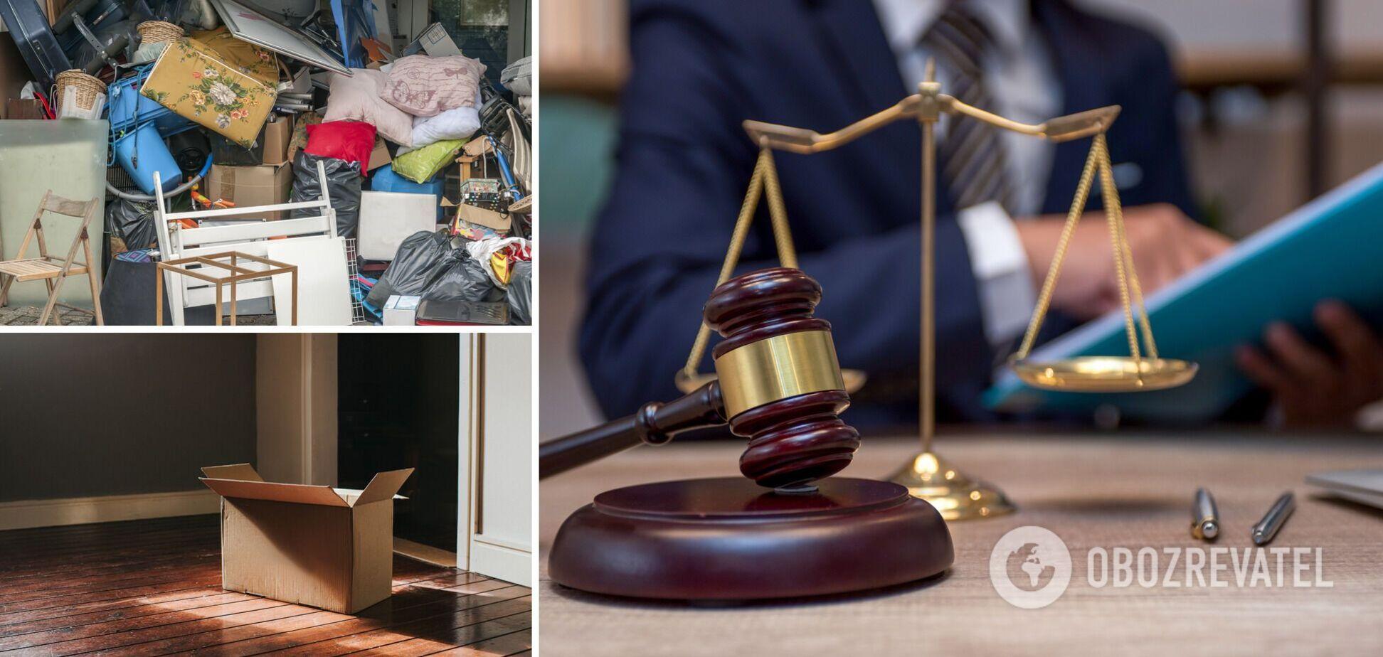 Взуття, відра, дезодоранти: 10 найабсурдніших речей, які забрали в українців за борги. Фото