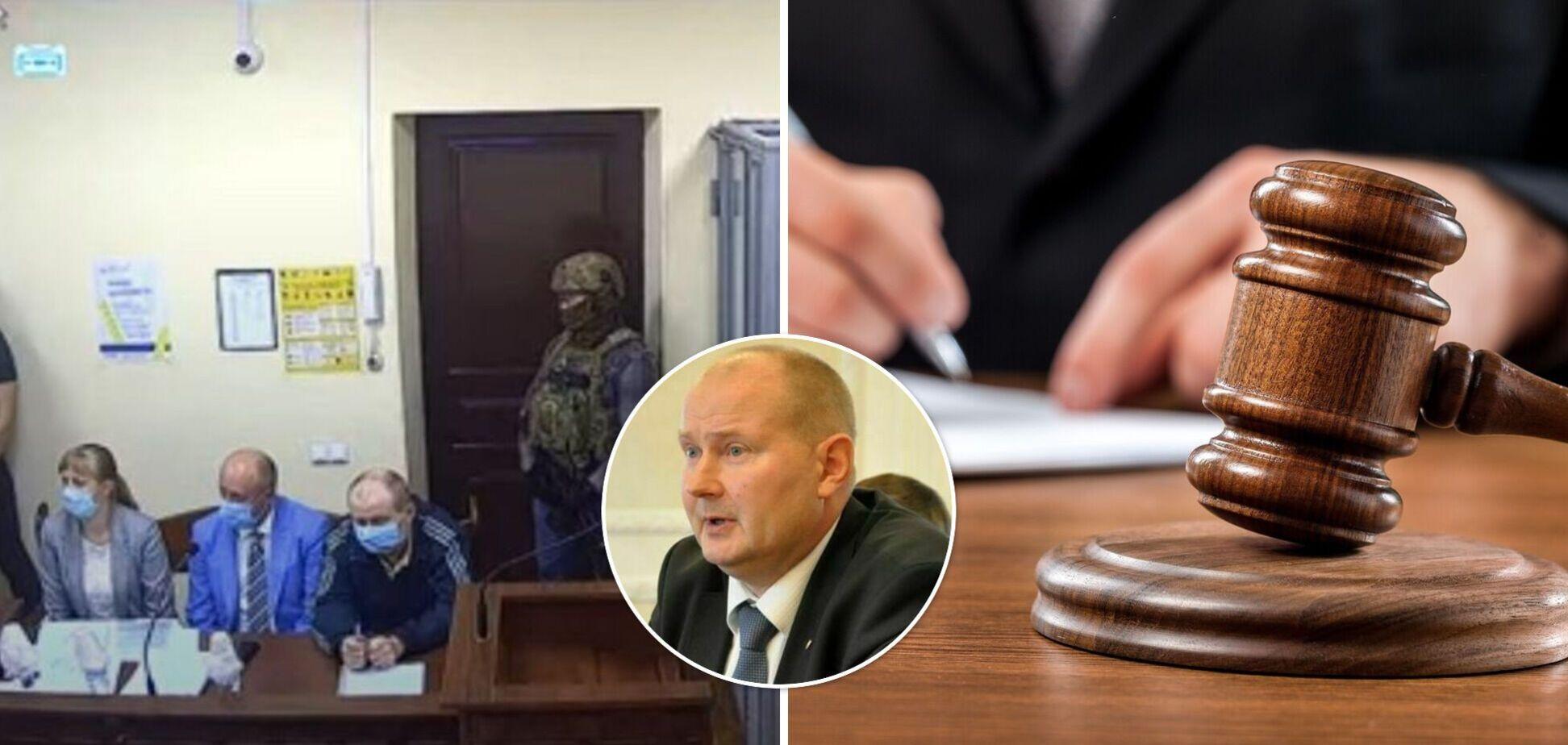 Суд продлил меру пресечения экс-судье Чаусу