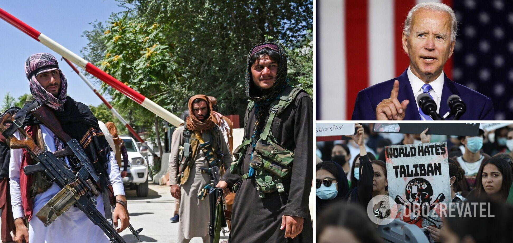 Таліби збираються оголосити про створення Ісламської емірату в Афганістані