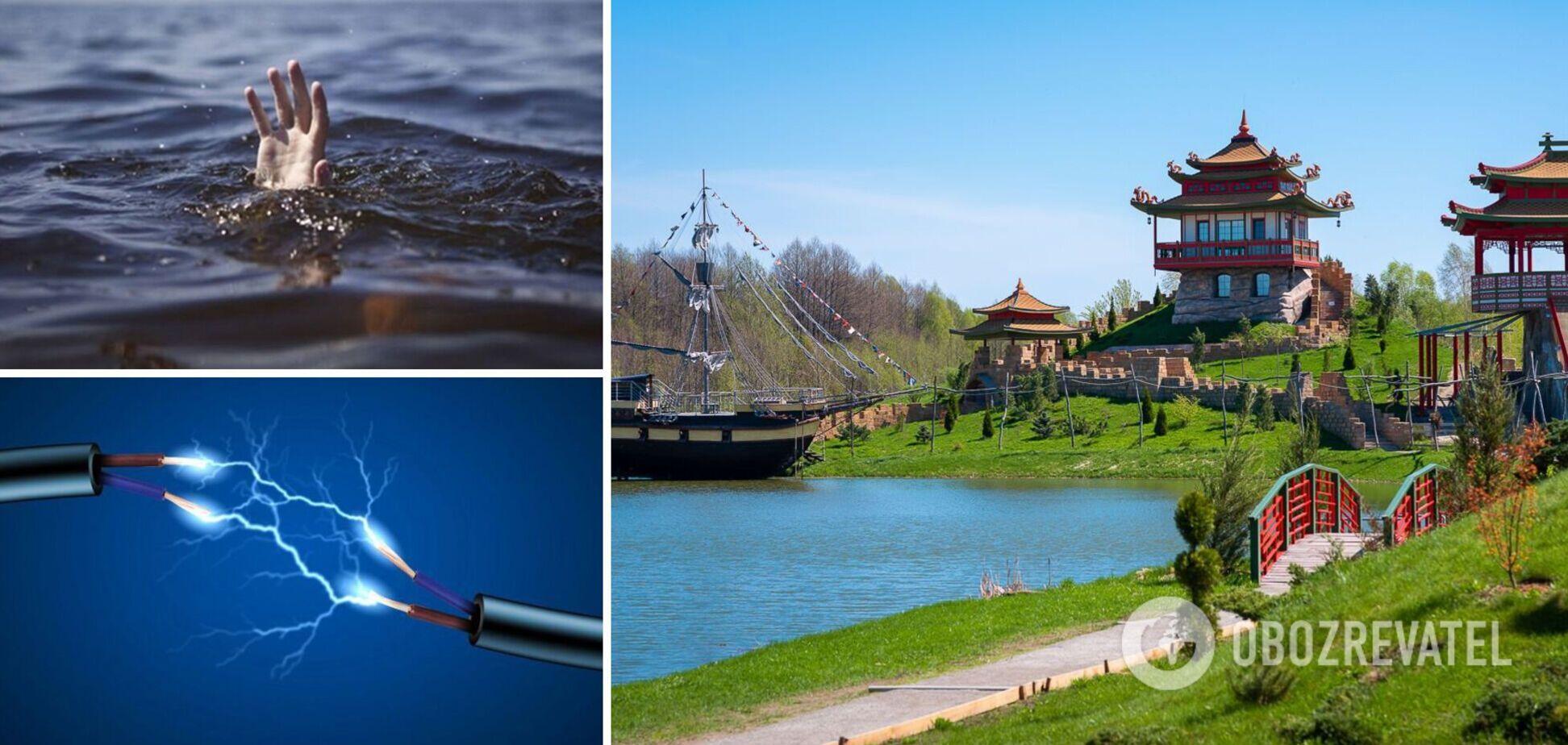 На Черниговщине в озере загадочно погибли два человека: их могло убить током – СМИ