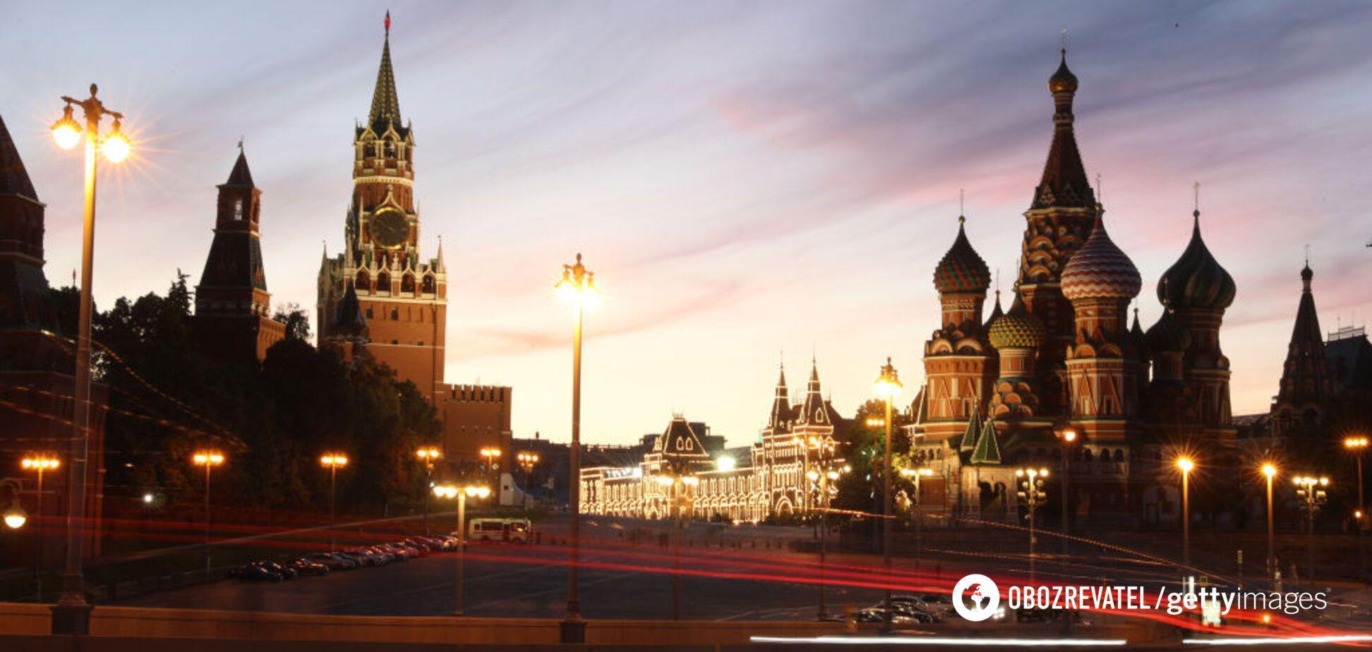 Москва остается одна