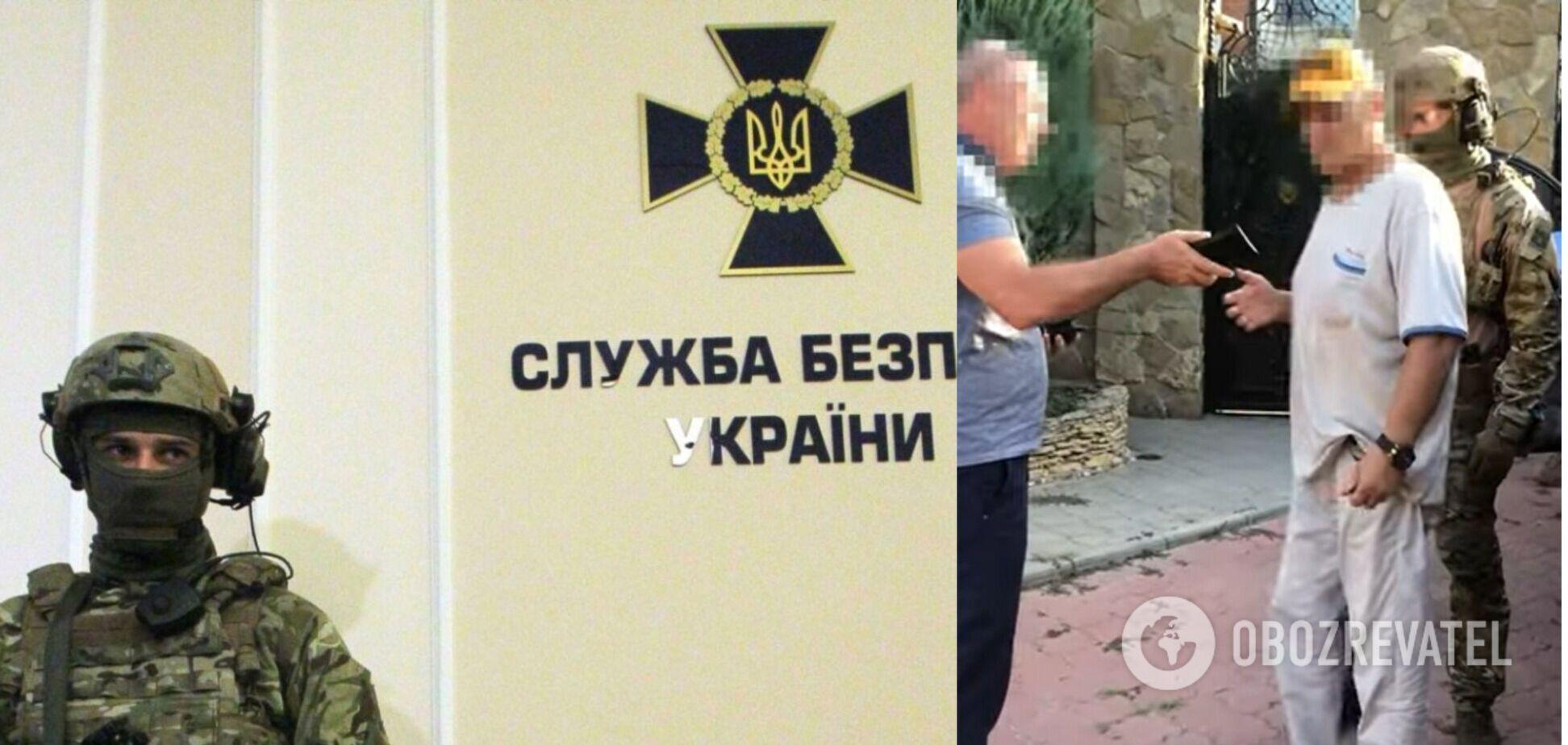 В Україні викрили агента російської військової розвідки: у нього вилучили зброю та вибухівку