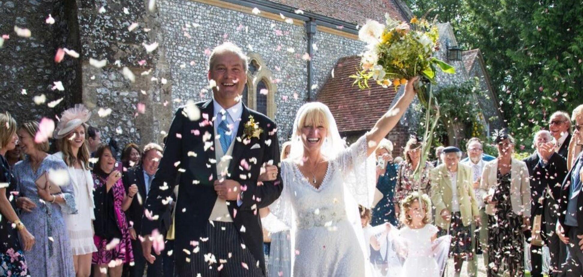 Крестник Елизаветы II женился на шеф-поваре из Ирландии