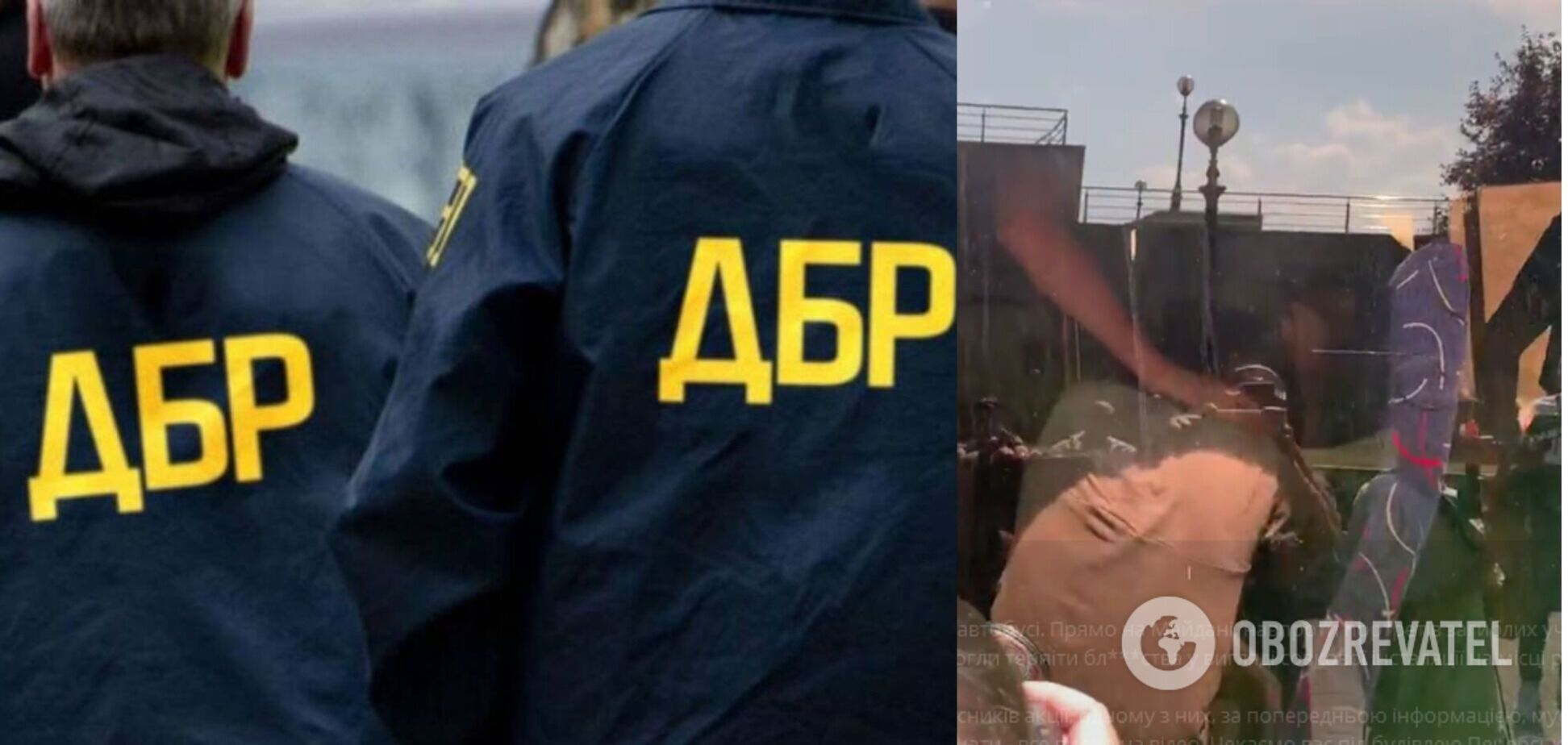 ГБР расследует избиение активиста правоохранителем во время задержания на Аллее Небесной Сотни