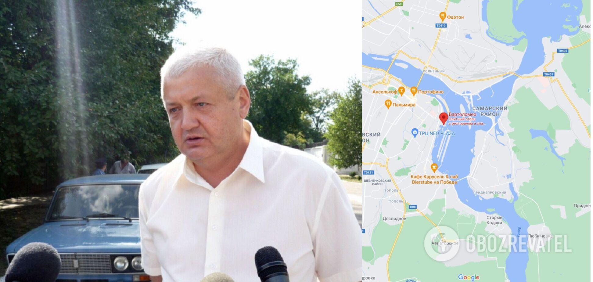 Не в Турции: экс-начальник полиции Днепропетровщины умер в развлекательном комплексе – СМИ